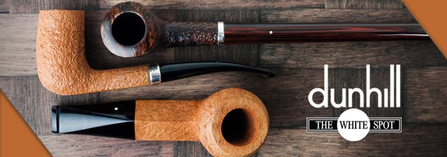 pipe dunhill white spot